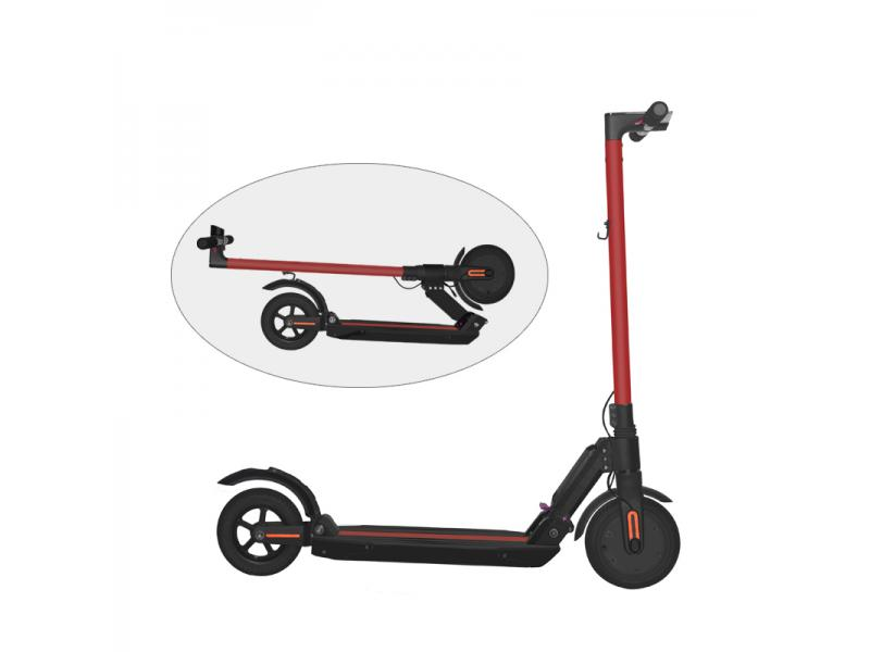 Pneumatic tire smart electric scooter 350W