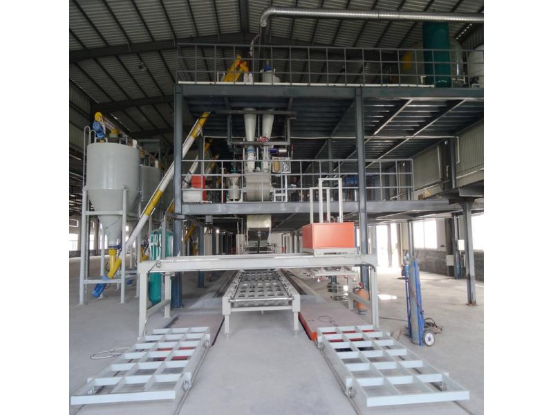 Professional MGO Board Equipment Production Line