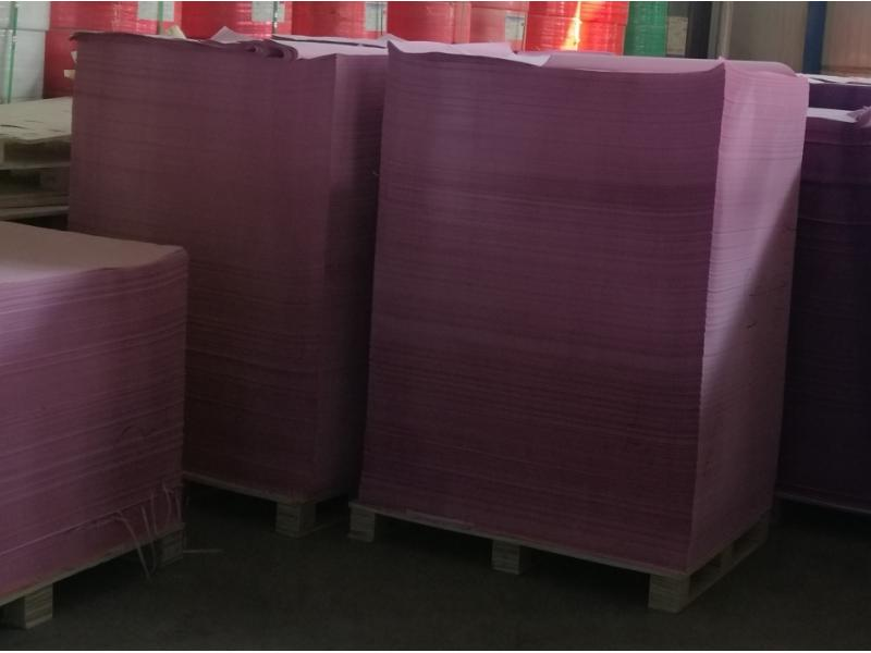 Better Light Resistance Carbonless Paper Sheets NCR Paper