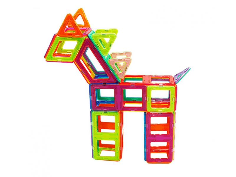 New Design Educational Toys Distributors Magnetic Hollow Building Blocks Toy for Kids