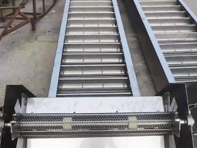 Pepper Mushroom Drying Lift Conveyor
