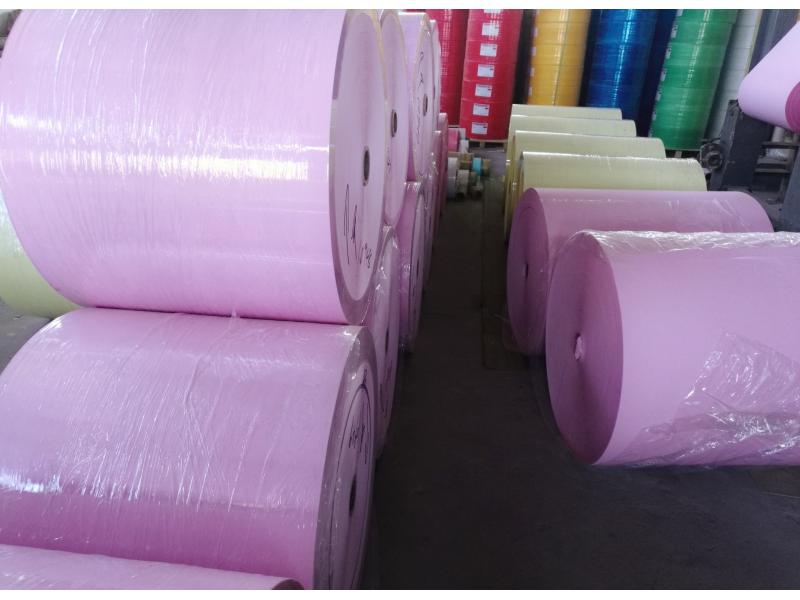 Good Stiffness Carbonless Paper Roll