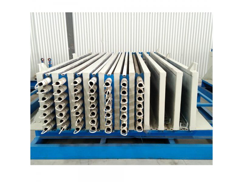 Concrete Hollow Core Wall Panel Machine
