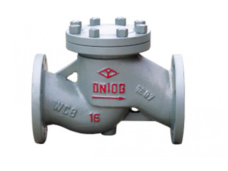 Cast Steel and Stainless Steel Check ValveH41Y H-16C /25/40/64 Lift Check Valve