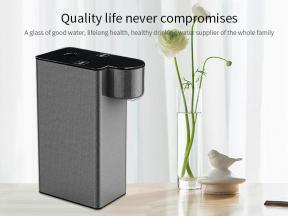 Nstant Heating Water Dispenser Stop Live Control Small Mini Fast Heating Household Desktop Desktop T