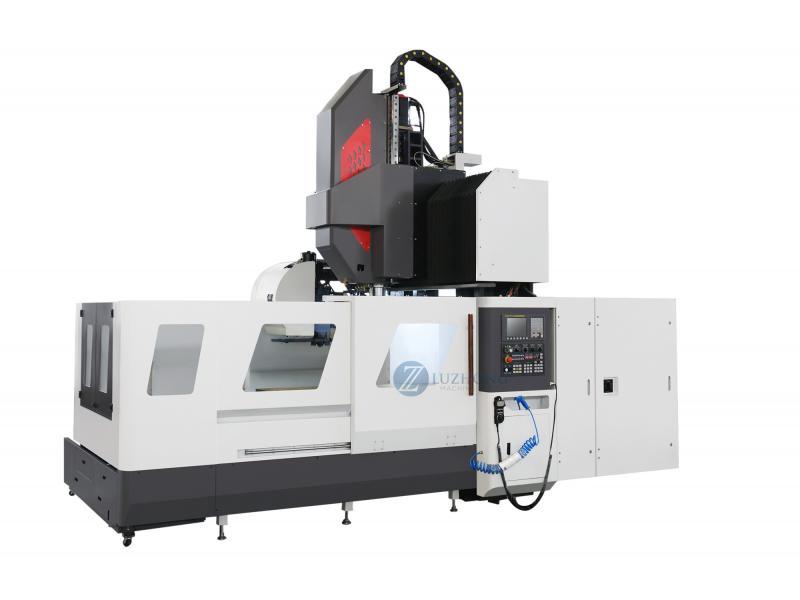 Large CNC Milling Machine  GMC2013 Gantry Type Vertical CNC Milling Machine