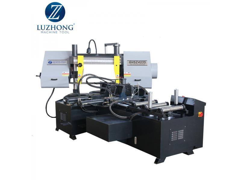 Saw Cutting Machine GHSZ4240  Metal Cutting Band Saw Machine