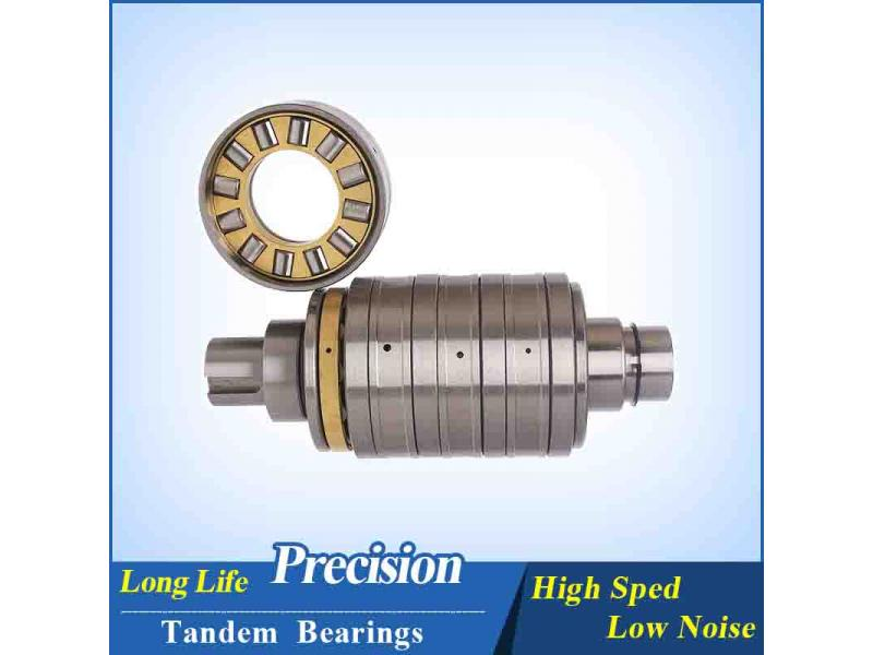T6AR2270A2	M6CT2270A2 22*70*182mm Multi-stage Cylindrical Tandem Thrust Roller Bearing