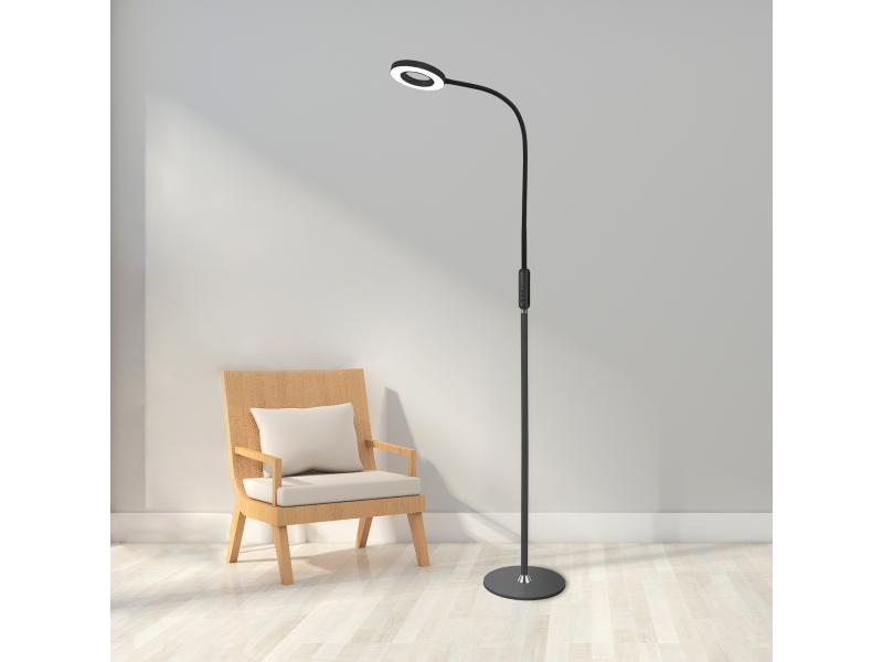 Floor Lamp for Living Room Bright Lighting Standing Light LED