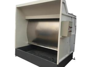 Liquor Spray Booth for Wooden Paint