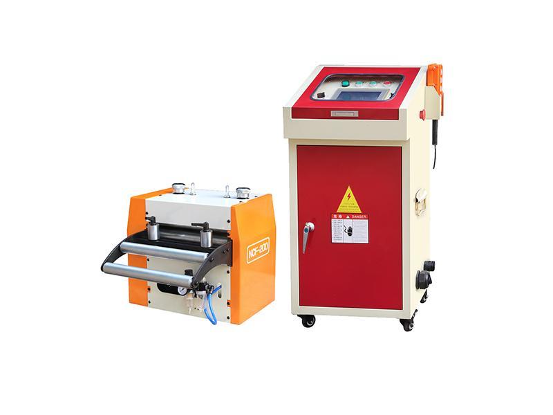 Nc Precision Servo Coil Feeder for Stamping Press Machine