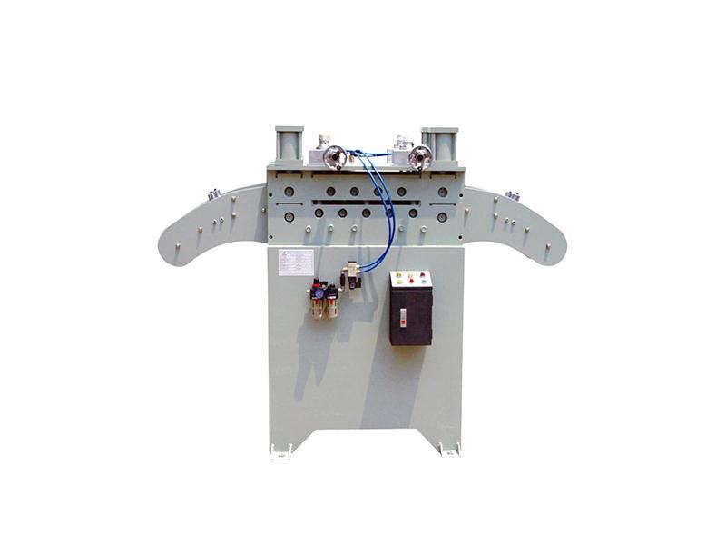 High Efficiency Metal Steel Straightener Leveler Flatten Machine
