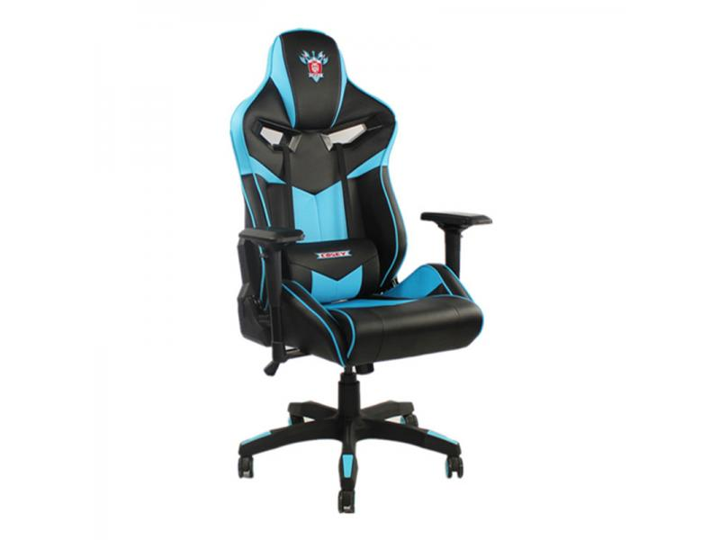 China Gaming Chair OEM Racing Style PU Leather Computer Chair 4D Armrest Gaming Chair