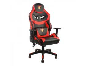 Big Gaming Racing Office Computer Chair with Pillows for Adults