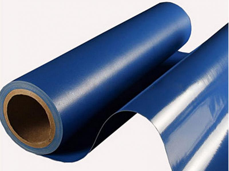 PVC Tarpaulin Rolls PVDF PVC Coated Fabric for Tent Party