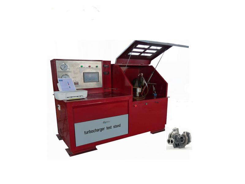 Automatic Test Bench for Turbo Charger Facility Equipment