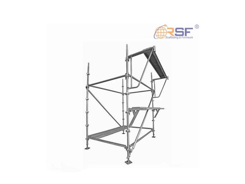 Kwikstage System Scaffold for Construction