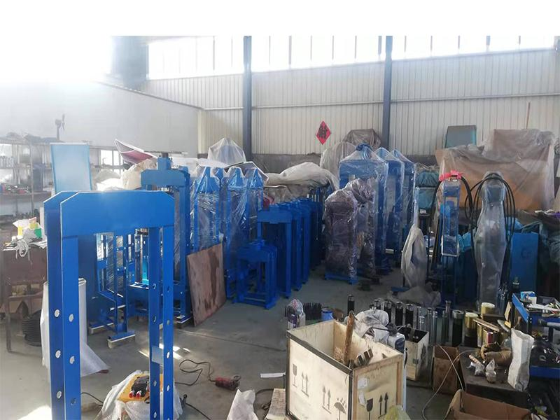 Qingdao Zhongji Furun Machinery Equipment Manufacturing Co., Ltd.