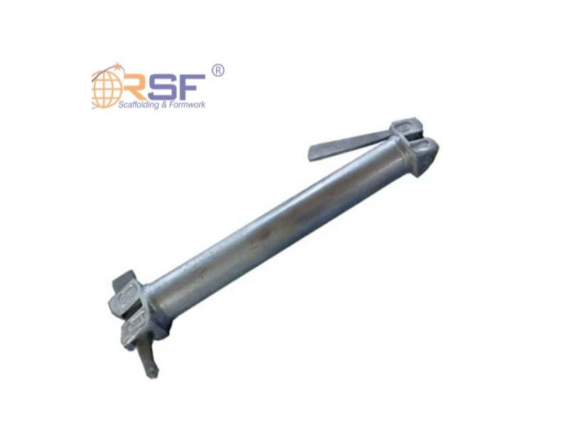 Galvainzed Ringlock Scaffolding Ledgers for Construction
