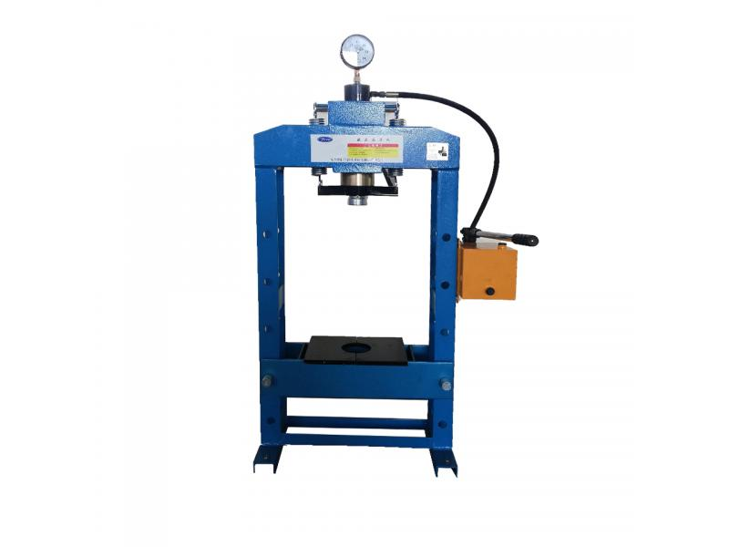 50 Ton Manual Hydraulic Press Used for Workshop