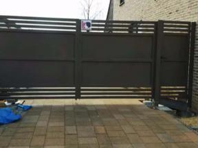 New Design European Style Garden Gates