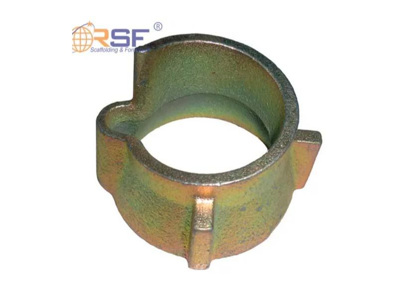 Pressed/Forged Bottom Cup for Cuplock Scaffold Systems