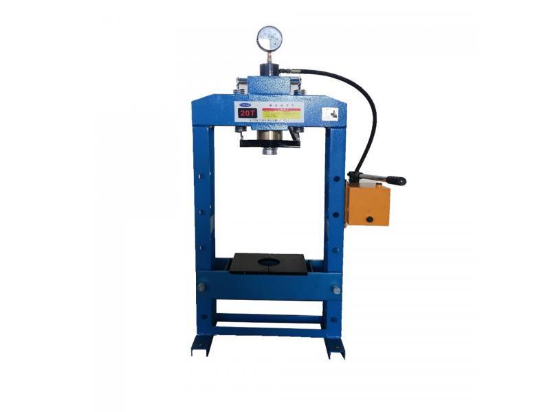 Mini 20 Ton Hand Press Manual Hydraulic Press