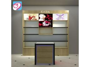 Makeup Display Cabinet/Perfume Kiosk/Customized Cosmetic Display Showcase