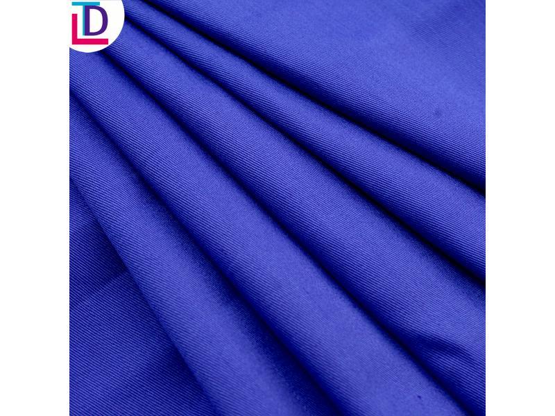 Polyester Twill Yarn Dyed Fabric