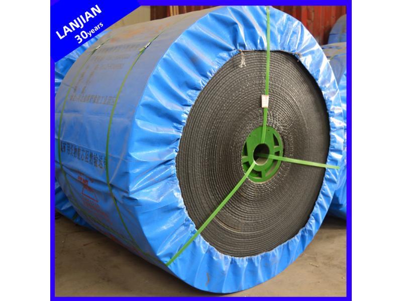 Fire Resistant PVC/Pvg Rubber Conveyor Belt Flame Retardant for Underground Coal Mining