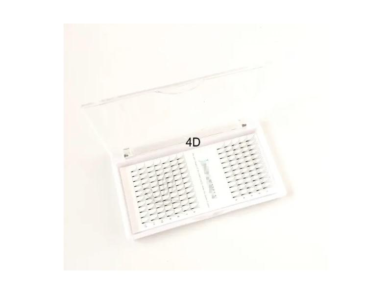 0.07 Thickness High Quality Pre Made Fan 2D 3D 4D 5D 6D Volume Lashes Eyelash Extension