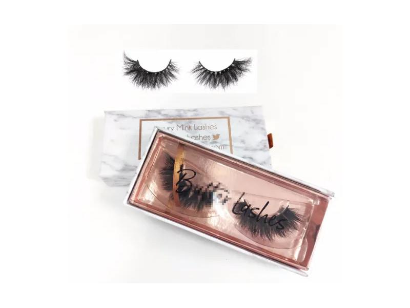 Wholesale Synthetic Mink Lashes Silk Lashes Manufacturer with Custom Packaging