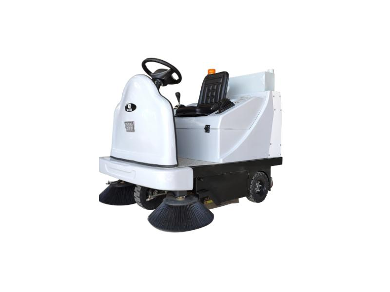 Dingjie Shengshi Driving Electric Sweeper DJ1400