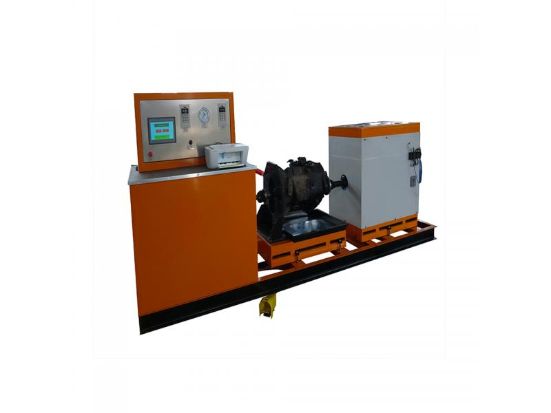 Transmission and Gearbox Load Test Bench