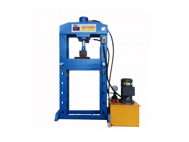 50 T Ordinary Standard Manual Electric Hydraulic Press