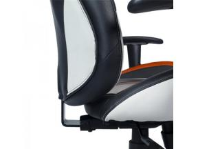 Racing Gaming Chair with 3D Armrest Chair Gaming Computer