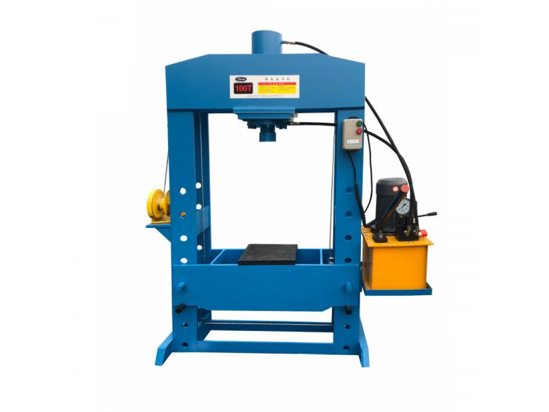 China Hydraulic Press Machine Metal Elbow Pressing Machine