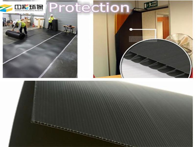 1220X2440mm PP Corrugated Board for Floor Protection