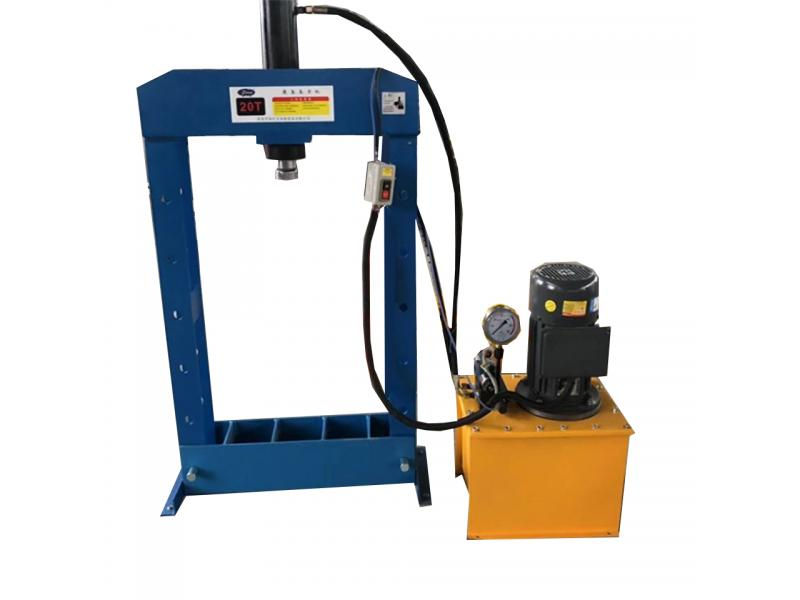 DYYL-20 Model Electric Hydraulic Press Machine for Repair Shops