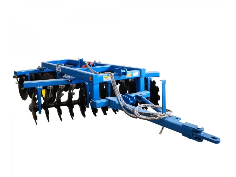 Agricultural Machinery 2.5m Heavy Duty  Disc Harrow