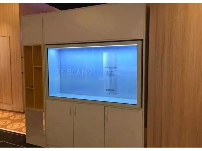 Transparent Display LCD Transparent ScreenLCD Transparent Screen for Sale Restaurant Transparent Dis