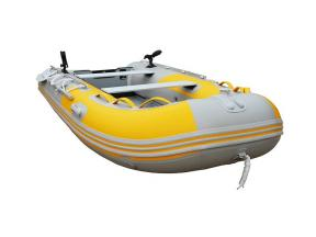 PVC Inflatable Boat for Fishing and Sports