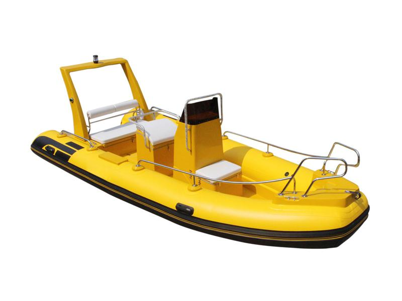 OEM/ODM Rigid Hull Inflatable Boat with CE Certification