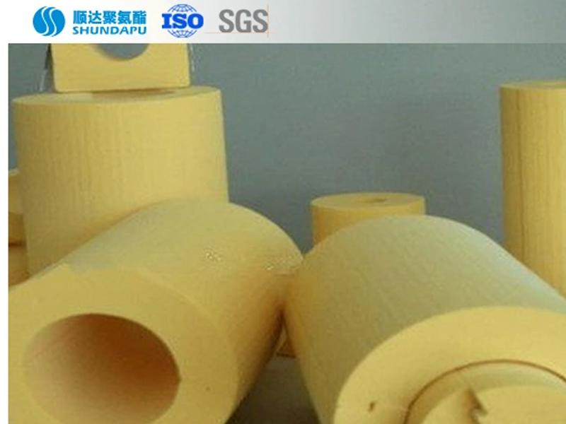 Blend Polyol for Polyurethane Pipe Insulation Resin Material