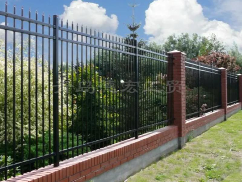Galvanized Steel Fences, Wrought Iron Fences, Steel Fencing Cheap