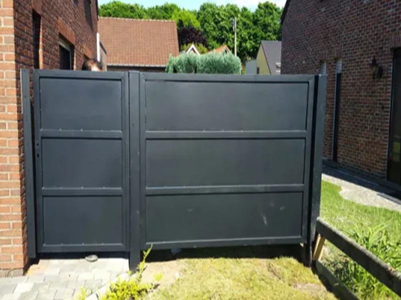 Customized Iron Gates