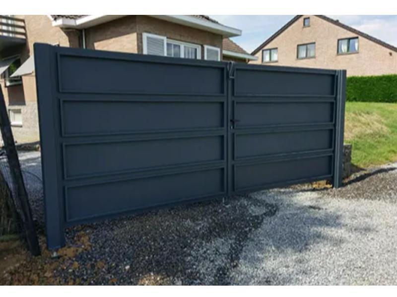 Custom Quality Wrought Iron/Aluminium Gates