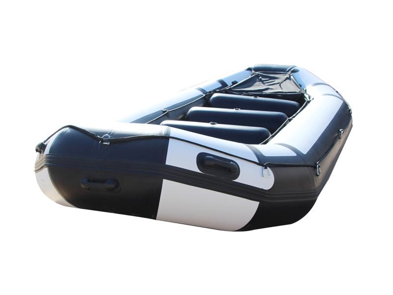Hypalon Foldable Inflatable Rubber Fishing Sports Boat