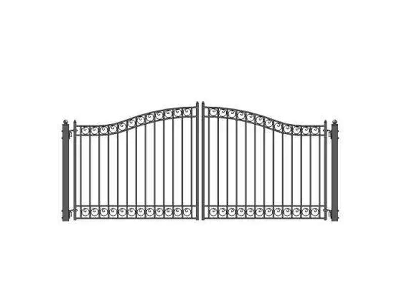 Factory Costomized Wrought Iron Fences