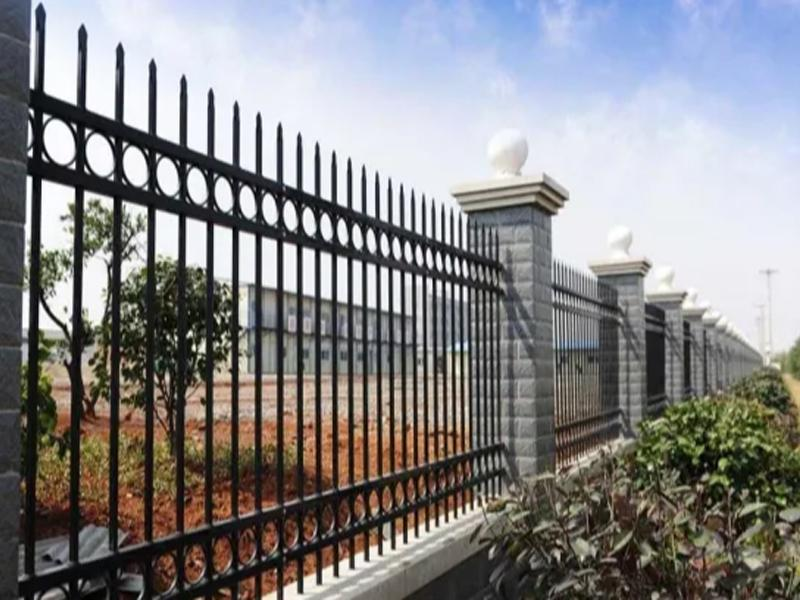 Customized Wrought Iron Fences